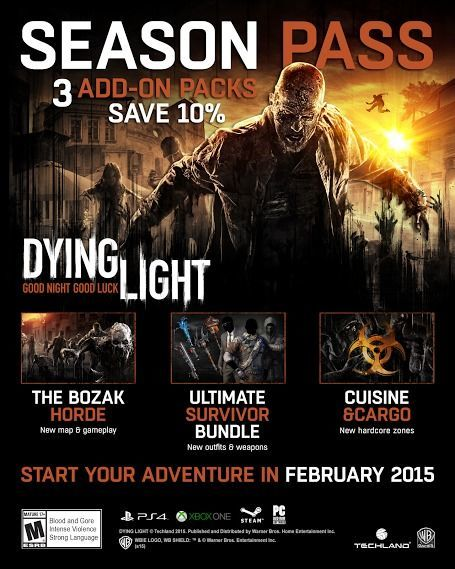Dying Light Zombiplanet